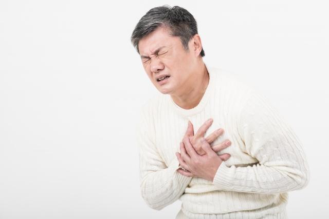 心筋梗塞、狭心症